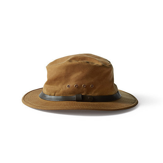 Filson Tin Cloth Packer Hat | Tan