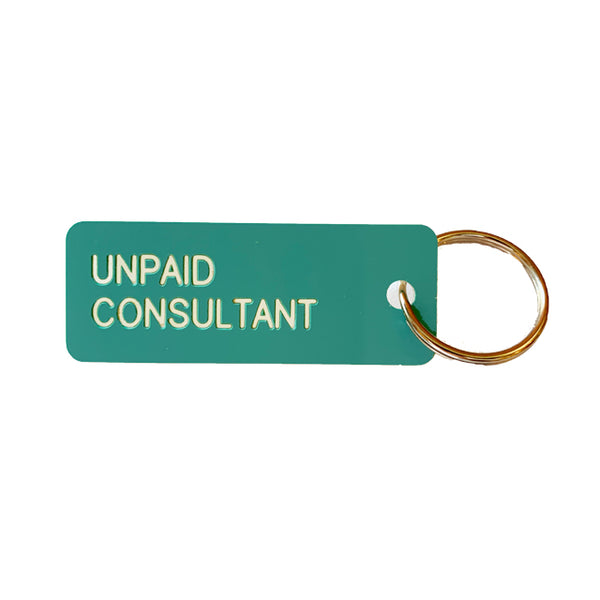 Key Tags by Various Projects | Unpaid Consultant