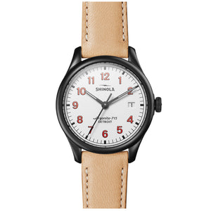 The Vinton 38mm | White