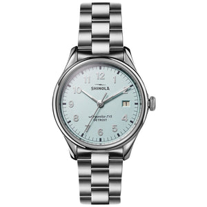 The Vinton 38mm | Pale Blue