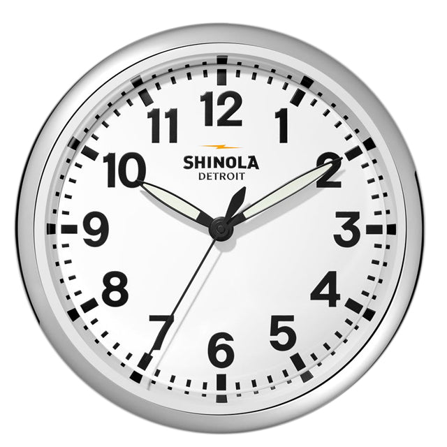 "Runwell 14"" Wall Clock 