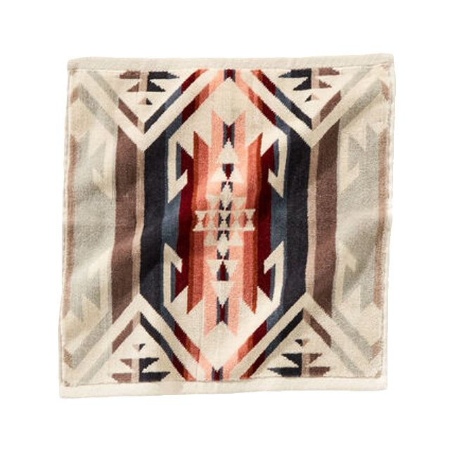 Iconic Jacquard Wash Cloth | White Sands