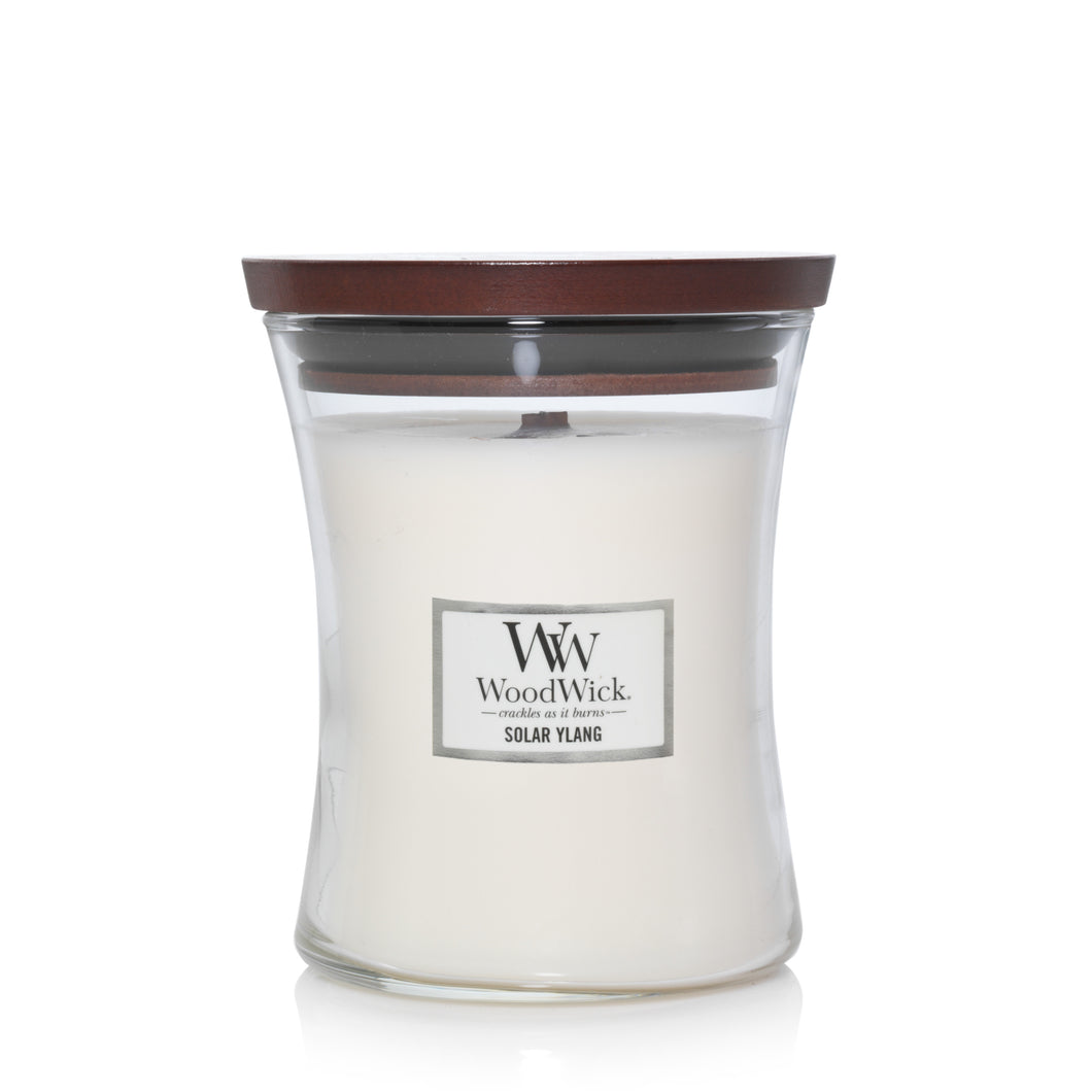 Candle Jar WoodWick Solar Ylang