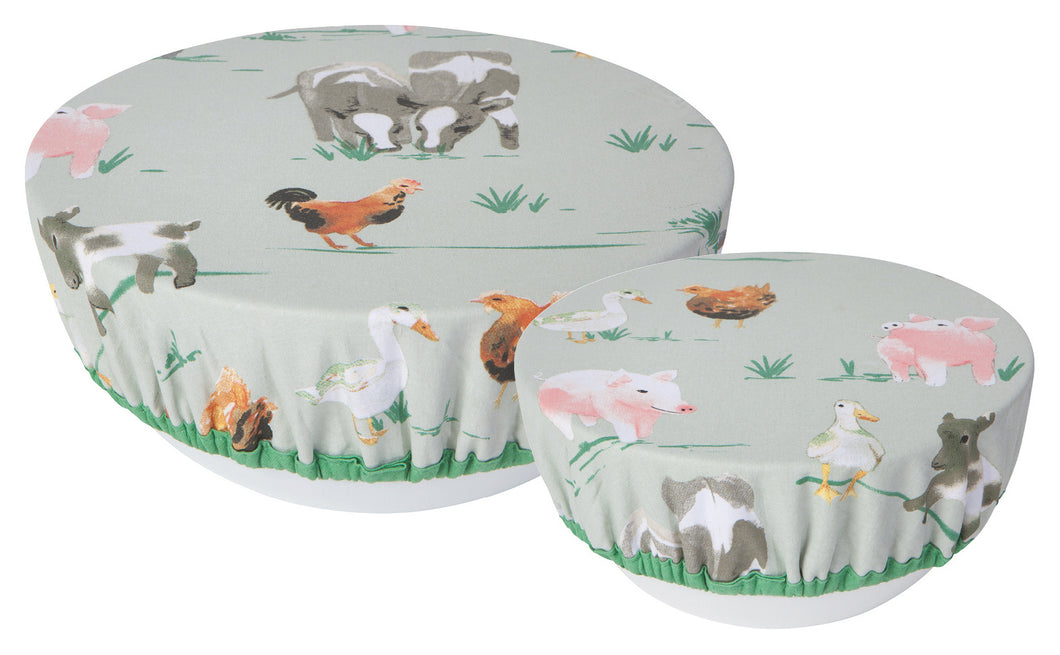 Bowl Covers Farmhouse