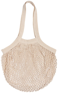 Shopping bag net natural