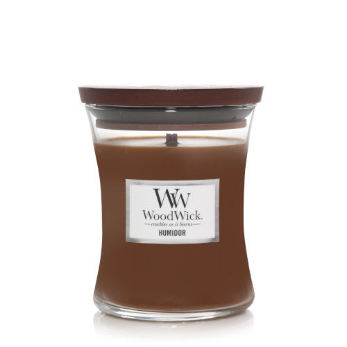 Candle Jar WoodWick Humidor