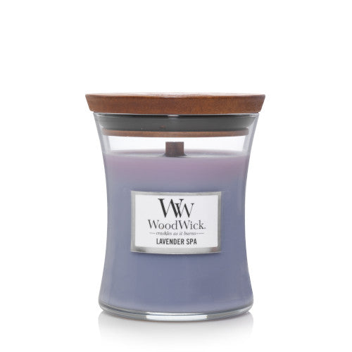 Candle Jar WoodWick Lavender Spa