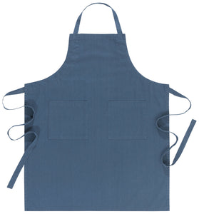 Heirloom Stonewash Apron Midnight