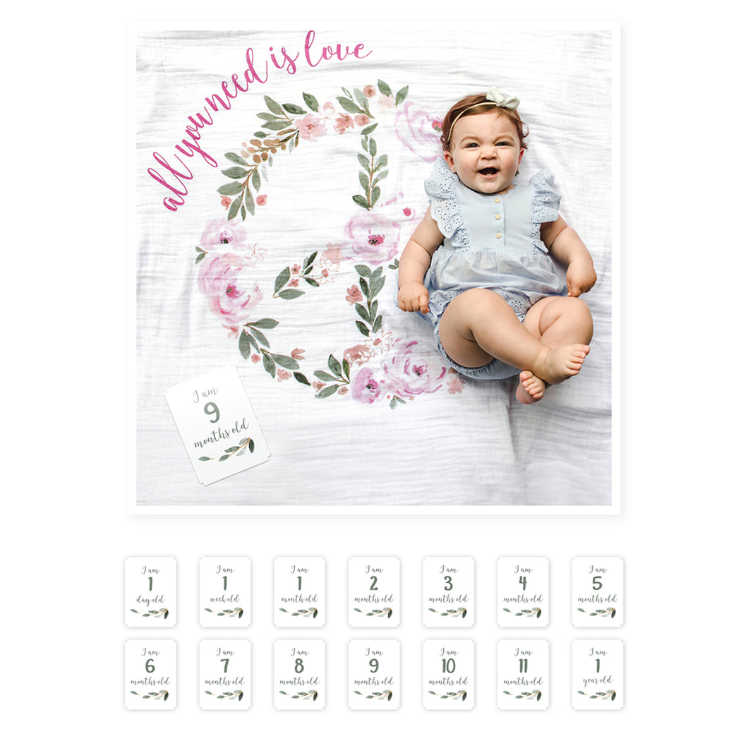 Baby's 1st Year - All You Need is Love