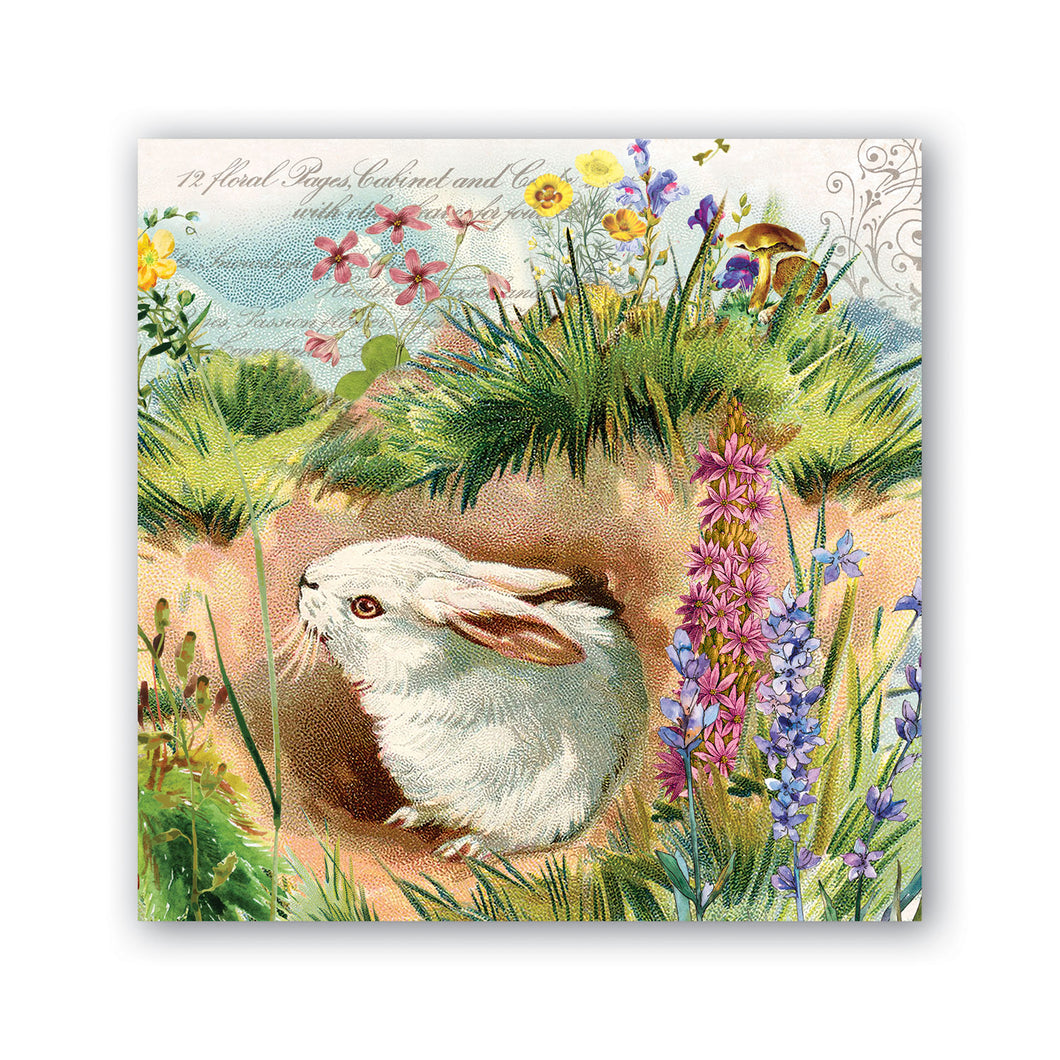 Napkins Paper Bunny Hollow