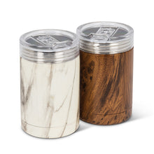Load image into Gallery viewer, Bevi Insulated Tumbler - Marble Look