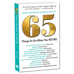 Sellers 65 Things To Do When You Retire