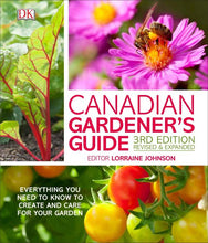 Load image into Gallery viewer, Book Canadian Gardener's Guide