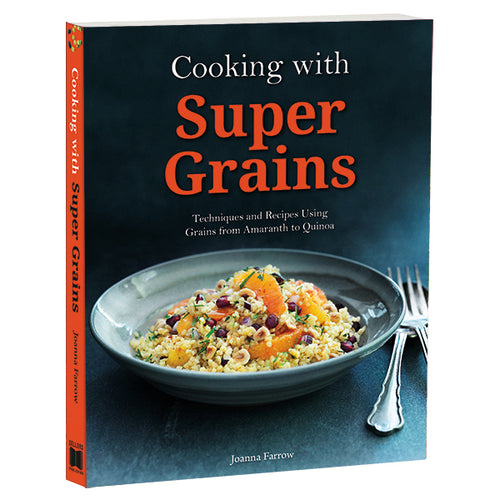 Sellers Cooking with Super Grains