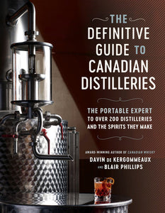 Book Definitive Guide to Canadian Distilleries
