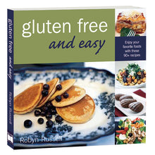 Load image into Gallery viewer, Gluten Free & Easy Cook Book