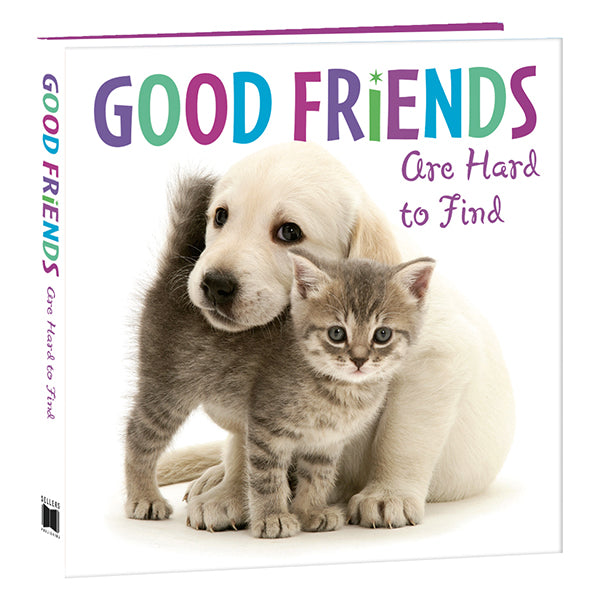 Book Good Friends are Hard to Find