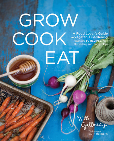 Grow Cook Eat Book