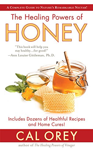 Book Healing Powers of Honey