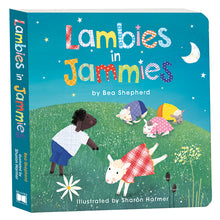 Load image into Gallery viewer, Book Lambies in Jammies