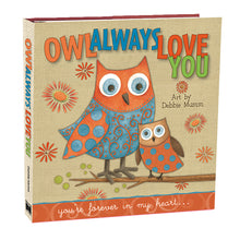 Load image into Gallery viewer, Book Owl Always Love You