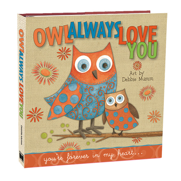 Book Owl Always Love You