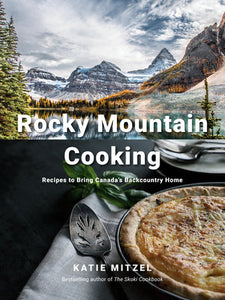 Cook Book Rocky Mountain Cooking