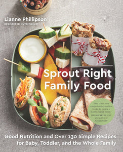Book Sprout Right Family Food