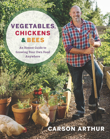 Book Vegetables, Chickens & Bees