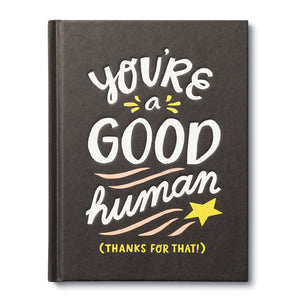 Book You're a Good Human