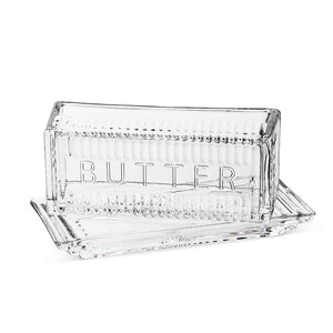 Butter Dish with Cover