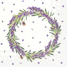 Load image into Gallery viewer, Napkins Paper Lavender