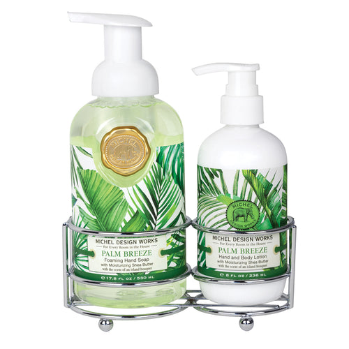 Caddy Soap/Lotion Palm Breeze