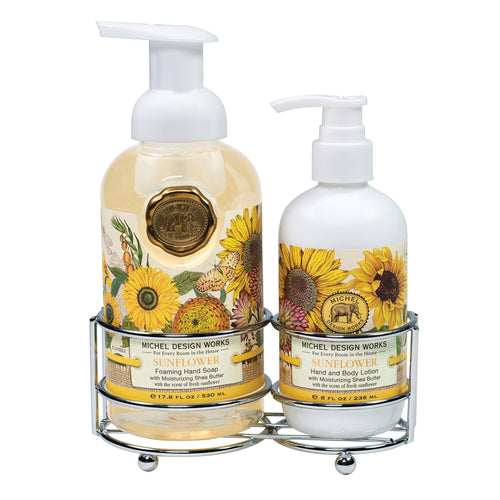 Caddy Soap/Lotion Sunflower