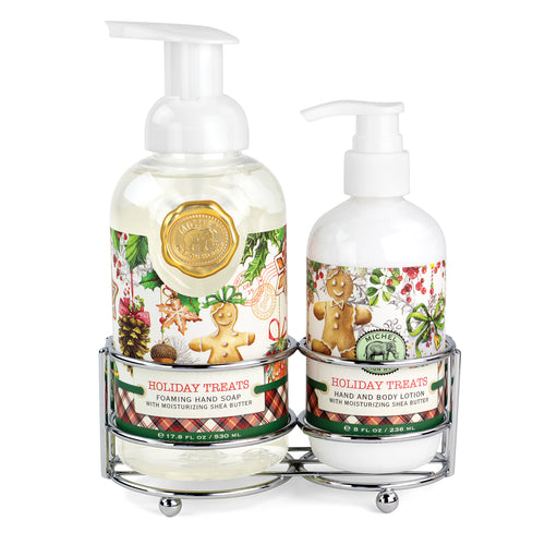 Handcare Caddy Holiday Treats