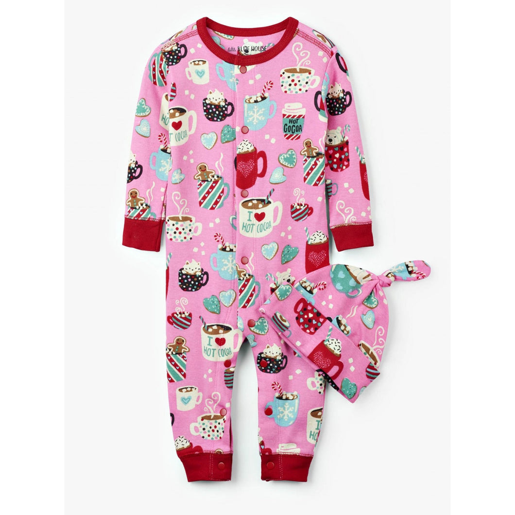 Coverall Girls Holiday Cocoa
