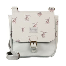 Load image into Gallery viewer, Wrendale Leaping Hare Satchel Bag