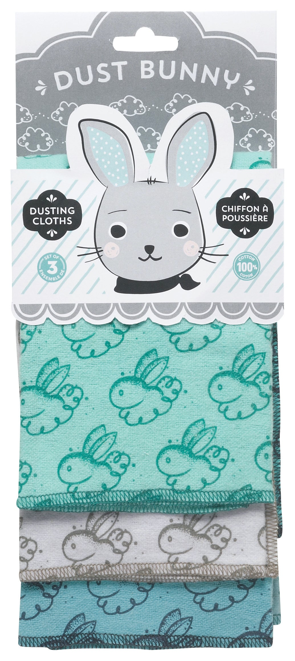 Dust Bunny Dusting Cloths