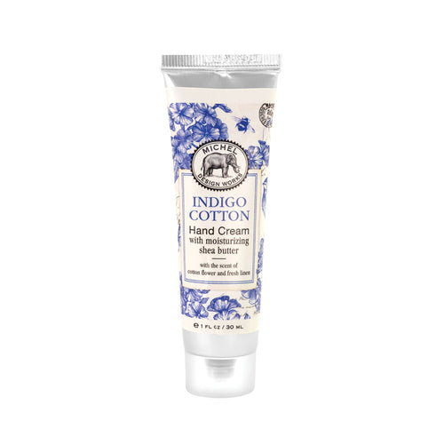 Hand Cream Indigo Cotton
