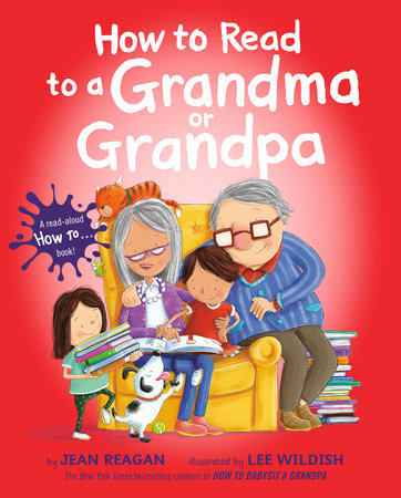 Book How to Read to a Grandma or Grandpa