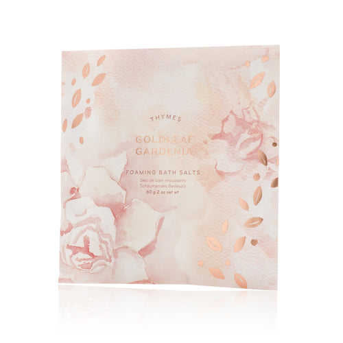 Bath Salts Goldleaf Gardenia
