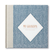 Load image into Gallery viewer, Journal My Grandpa in his own words