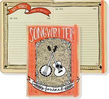 Load image into Gallery viewer, Songwriters Journal