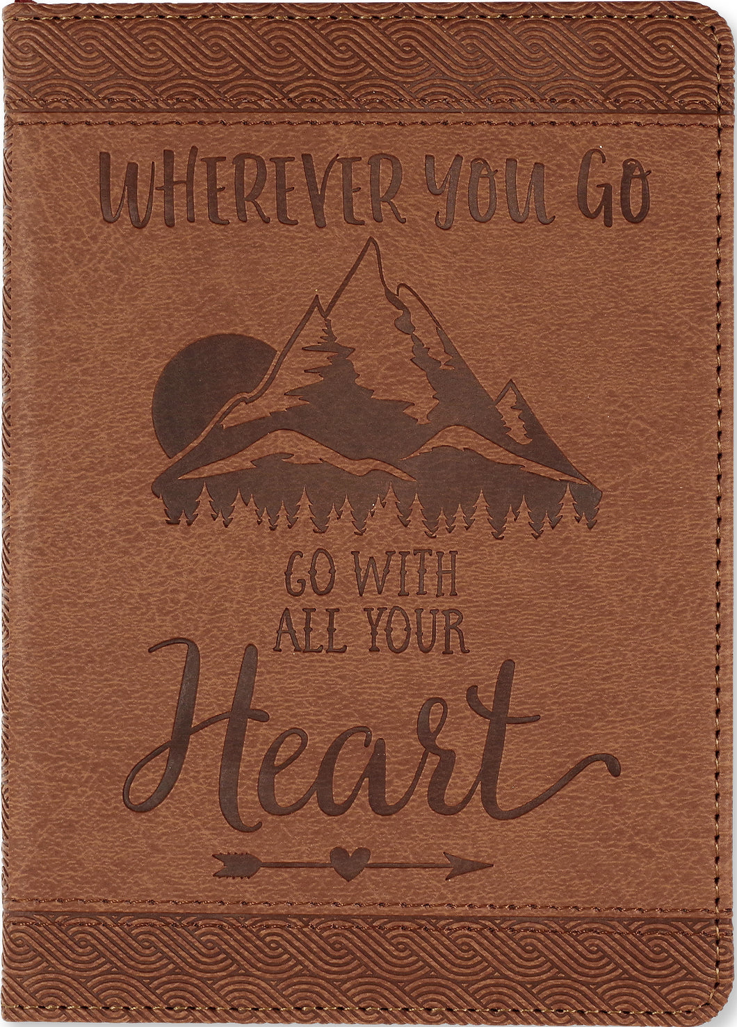 Journal Wherever You Go