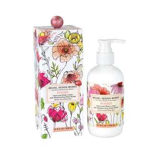 MIchel Design Works Posies Hand Body Lotion