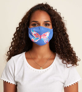 Face Mask Adult Butterfly