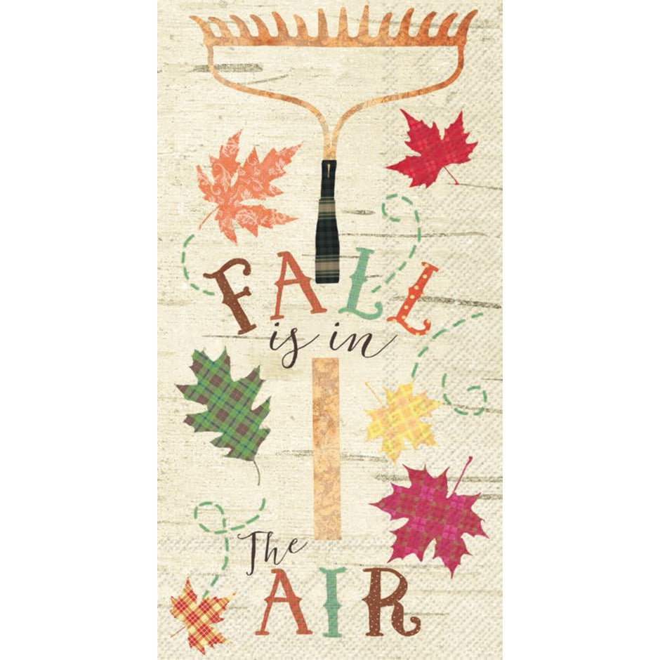 Fall is in the Air Guest Napkin