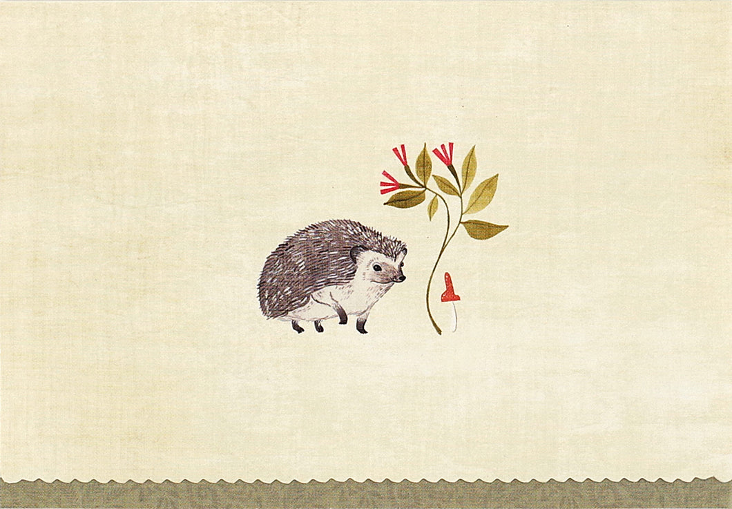 Notecards Hedgehog