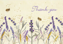 Load image into Gallery viewer, Notecards Lavender & Honey