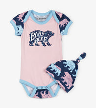 Load image into Gallery viewer, Cottage Bears Onesie